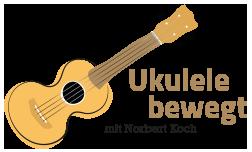 Ukulele bewegt Logo
